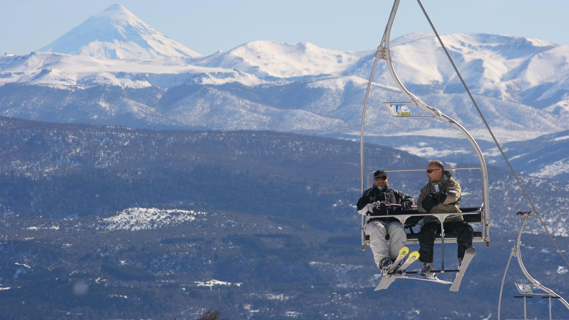 el refugio ski