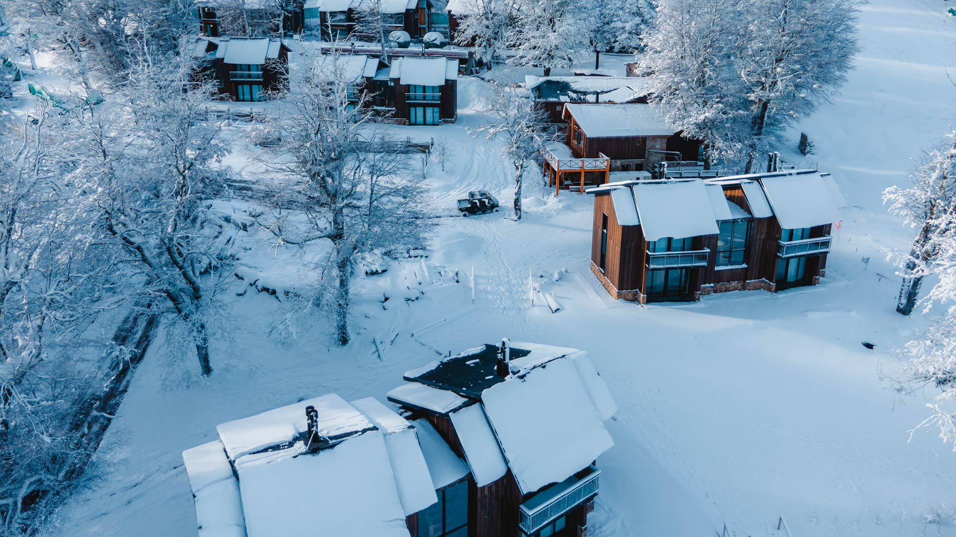 centro de ski